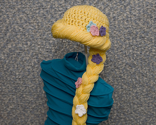 8e478f0498b Ravelry  Rapunzel Hat Tangled pattern by Kat Kennedy