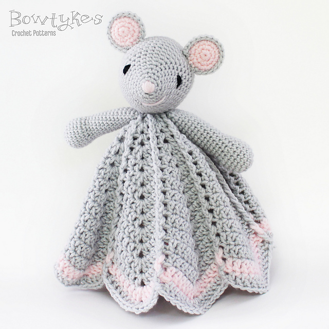 Ravelry Wee Mouse Lovey Pattern By Briana Olsen