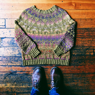 Guthrie pattern by Caitlin Hunter