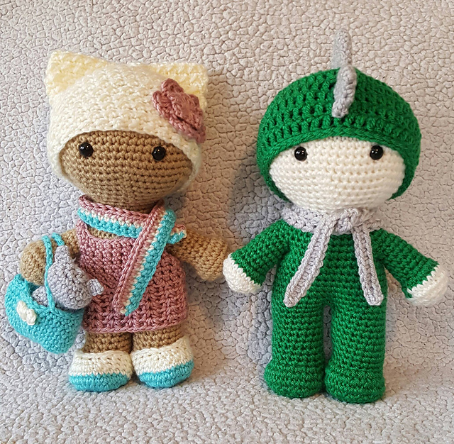 Ravelry Maddy Doll Pattern By Brooke Rabideau