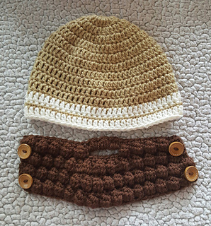 Ravelry Bearded Hat Pattern By Brooke Rabideau