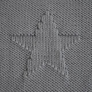 Ravelry Chart Star Blanket Pattern By Sylvie Zuidam