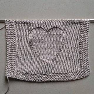 Ravelry Heart Blanket Pattern By Sylvie Zuidam