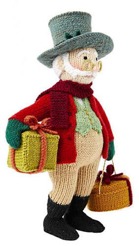 Ravelry Grandpa Jolly Pattern By Alan Dart