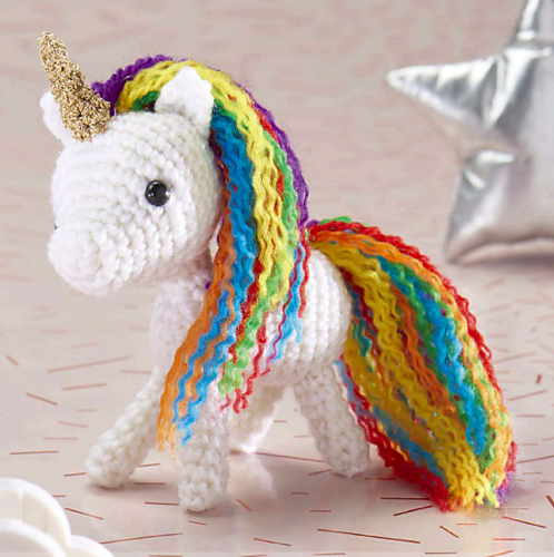 Ravelry Simply Crochet Issue 60 Patterns Inspiration Unicorn Crochet Pattern