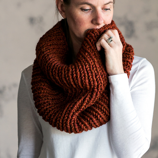 Ravelry Cowl Simplicity Pattern By Brome Fields