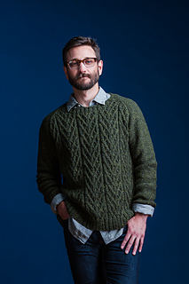 Auster (For Him) pattern by Michele Wang