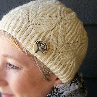 3a867cd2f5e Ravelry  Josephine Lace Hat pattern by Suzie Sparkles