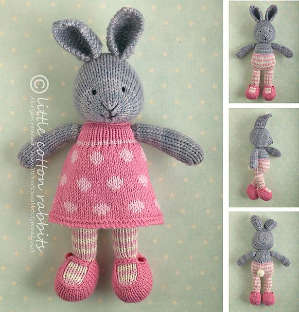 Ravelry Little Cotton Rabbits Patterns