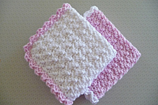 Ravelry Oh So Soft Baby Washcloths Pattern By Theresa Grant