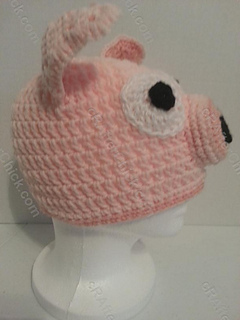 Three_little_pig_storytime_crochet_beanie_pattern_right_profile_view_small2