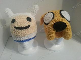Ravelry  Adventure Time s Finn Hat pattern by Niki Wyre f21e45a8eaa