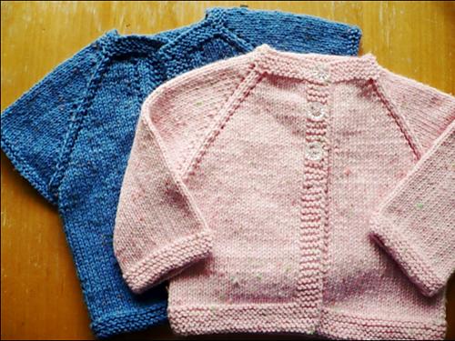 Ravelry Babys First Top Down Pattern By Deb Gemmell Lynda Gemmell