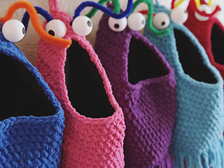 Ravelry Yip Yips Crochet Pattern By Carissa Browning
