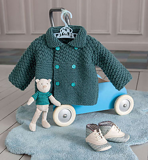 3822845575ec6 Ravelry  Veste Layette pattern by Phildar Design Team