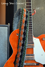 Josiah_guitar_strap_with_logo_small_best_fit