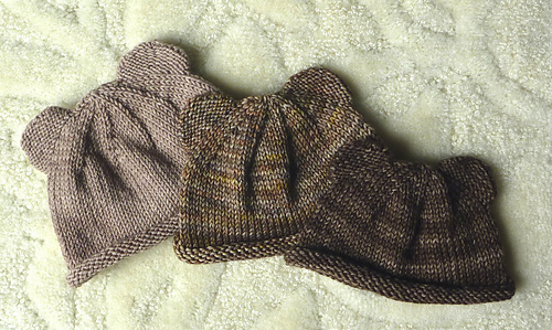 Ravelry Itty Bitty Bear Cubs Pattern By Carolyn Ingram