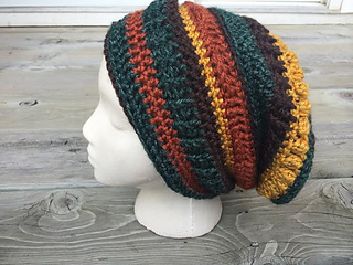 cc10d8b2c4a Ravelry  Textured Slouch pattern by Carrissa Knox