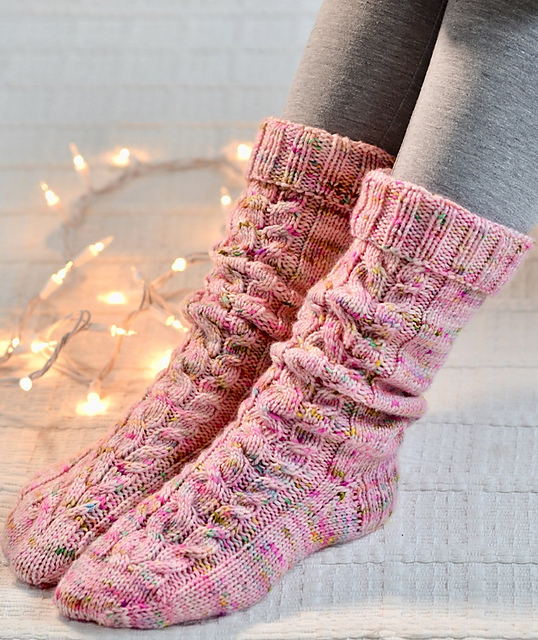 Indie Design Gift Along 2018 Sock Patterns 5