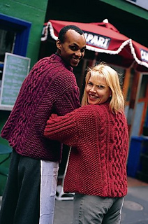 Ravelry Cafe Bastille Cables Sweater Pattern By Leigh Radford