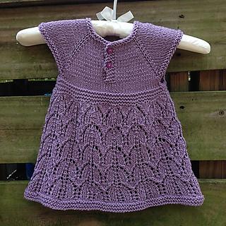 Ravelry Paulina Dress Pattern By Taiga Hilliard Designs