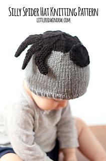 Silly_spider_hat_baby_knitting_pattern_02_littleredwindow_small2