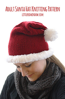 Adult_santa_hat_knitting_pattern_01_littlerediwndow_small2