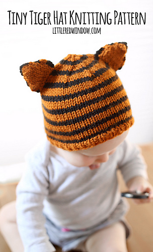 Tiny__tiger_hat_knitting_pattern_03b_littleredwindow_medium
