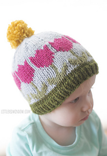 Fair_isle_spring_tulip_hat_knitting_pattern_02_littleredwindow_small2