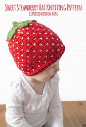 Sweet_strawberry_baby_hat_knitting_pattern_01_littleredwindow_small_best_fit