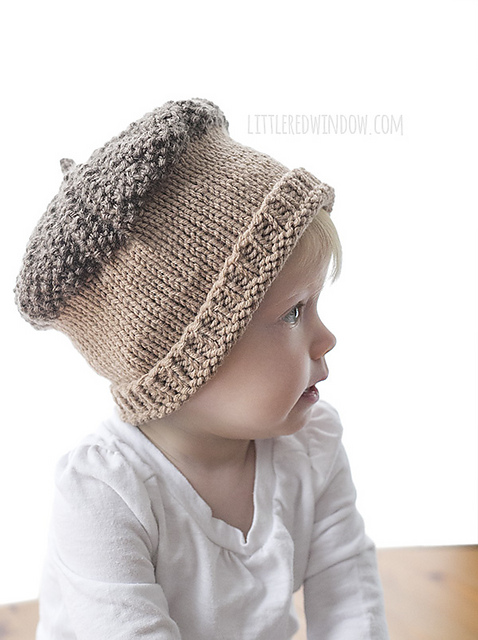 cd51a69a3ab Ravelry  Fall Acorn Hat pattern by Cassandra May
