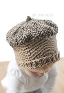 ddc0e0fe200 Ravelry  Fall Acorn Hat pattern by Cassandra May