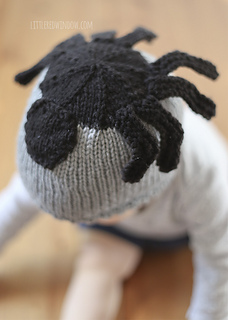 Silly_spider_hat_baby_knitting_pattern_05_littleredwindow_small2