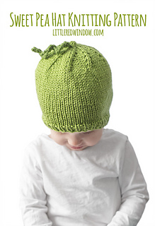 08d7590024c Ravelry  Sweet Pea Hat pattern by Cassandra May