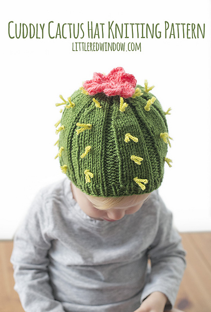 patterns   Little Red Window Website.   Cuddly Cactus Hat 4ac732d4f1b5