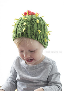 Ravelry  Cuddly Cactus Hat pattern by Cassandra May e4c8b5d0ccb