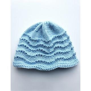 Ravelry  Baby Hat (Knit) pattern by Bernat Design Studio 9b83aa64846