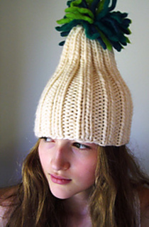 dcb0c0886b4 Ravelry  Mika (chunky ribbed hat) pattern by Cathy Carron