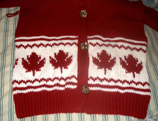 35174f8c22eed1 Ravelry  catmommy s Maple Leaf sweater