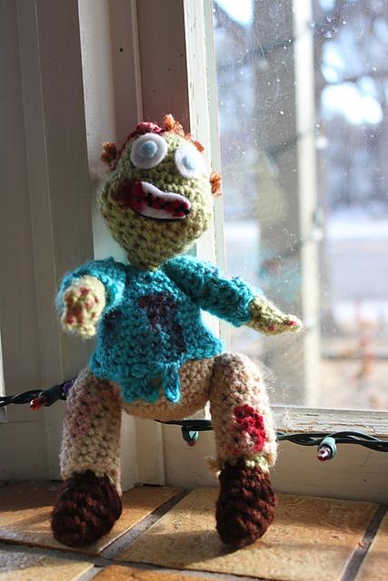 Ravelry Crochet Zombie Doll Pattern By Cori Buchholz