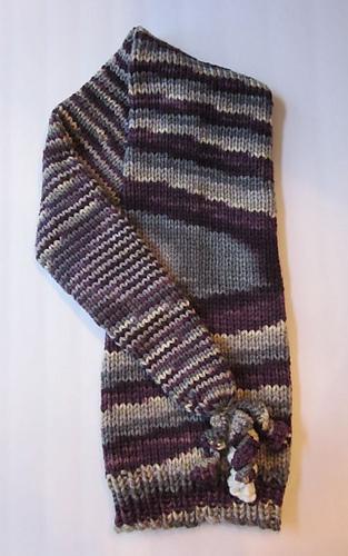 Ravelry: Harf (hat & scarf combo) pattern by Carina Barron