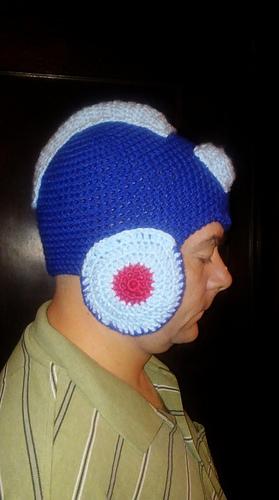 Ravelry Mega Man Hat Pattern By Char Cearlock