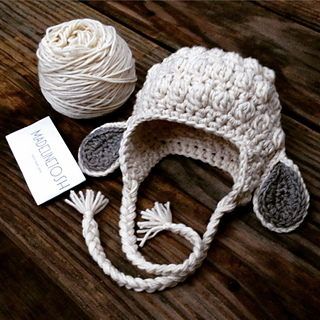 Ravelry  chitweed s Crochet Lamb Hat 488b9bc3f7f