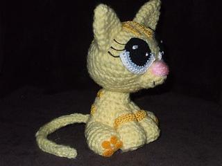 Chubby parade kitty kat