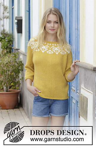 e8597f77 187-12 Golden Heart pattern by DROPS design - Ravelry