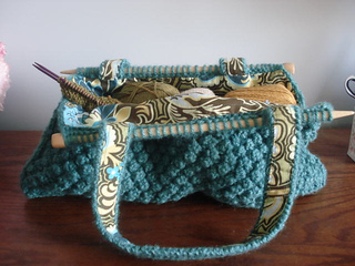 Knitting Needle Bag Patterns Free : Ravelry: Knitting Needle Knitting Bag pattern by Pam Allen