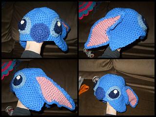Ravelry  Stitch from Lilo and stitch inspired hat pattern by cjcslcfamily  ImaginationCaptured 9e21307b22e