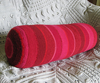 Free Knitting Pattern For Bolster Pillow: Ravelry  Simple Knits Cushions & Pillows   patterns,
