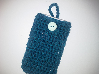 Ravelry Crochet Cell Phone Case Pattern By Michele Gaylor