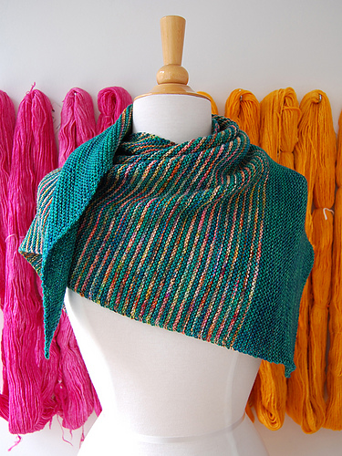 kristine favorited Drea's Shawl by Craig Rosenfeld